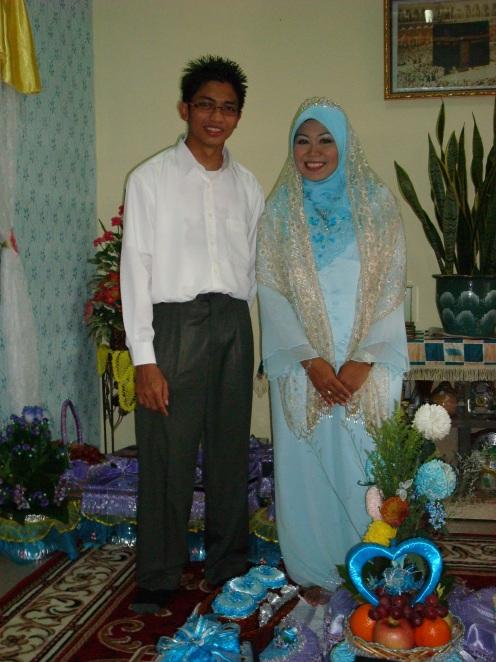 Tahniah Fitri dan Afzan