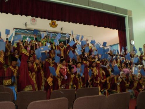 Majlis Graduasi MRSM Serting 2009 2